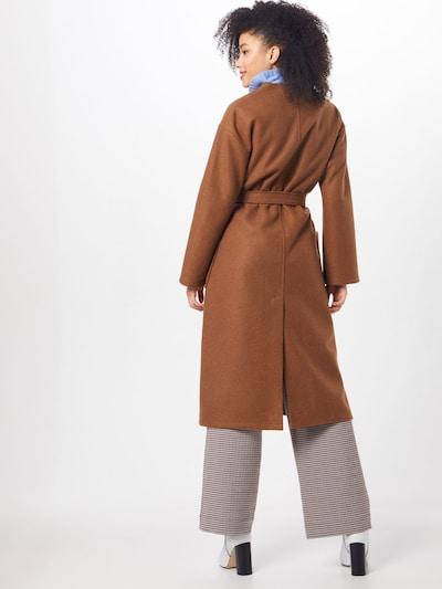 Rudeninis-žieminis paltas 'EDGY' iš Fashion Union , spalva - kupranugario: Vaizdas iš galinės pusės