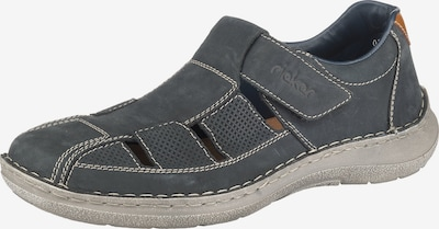 RIEKER Sandalen in de kleur Pastelblauw, Productweergave