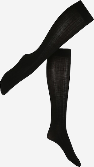 Swedish Stockings Kniestrümpfe  'Freja' in schwarz, Produktansicht