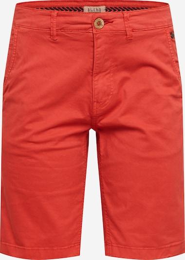BLEND Hose in rot, Produktansicht