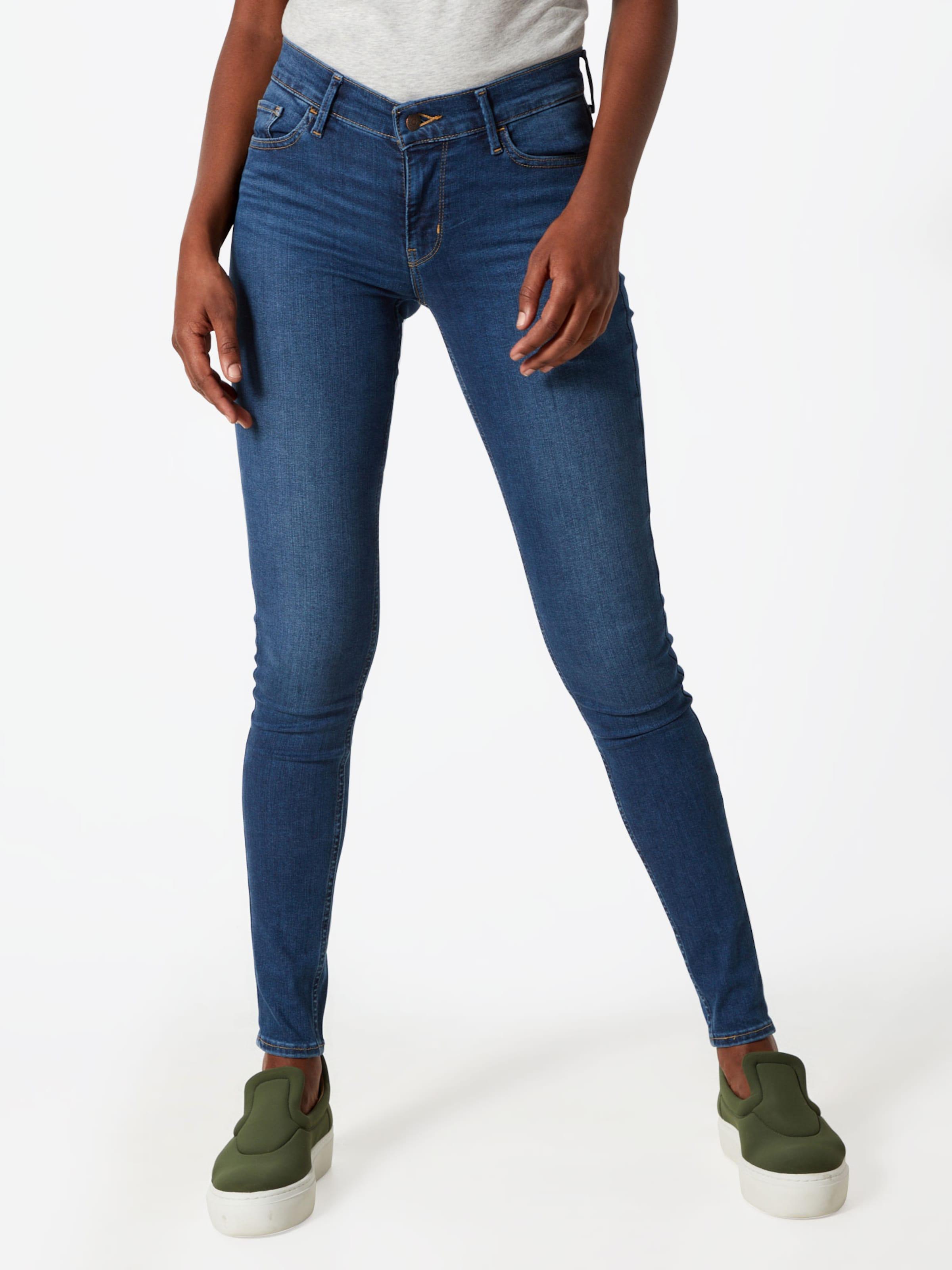 Bleu Innovation Jean Denim '710 En Super Skinny' Levi's WE2Y9IDH