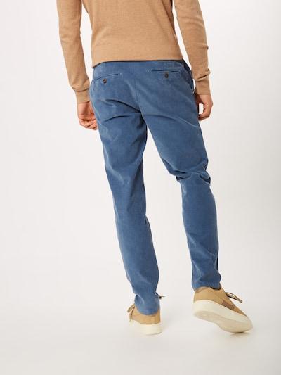 Kelnės 'Fabio' iš BRAX , spalva - mėlyna: Vaizdas iš galinės pusės