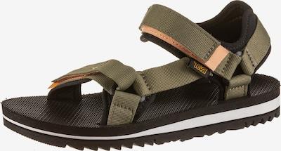 TEVA Sandaal 'Universal Trail Sandal Womens' in de kleur Beige / Zwart, Productweergave
