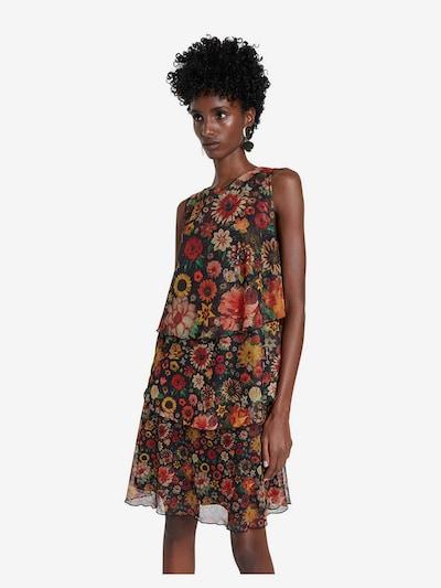 Desigual Kleid 'Vest Luisi' in mischfarben, Modelansicht