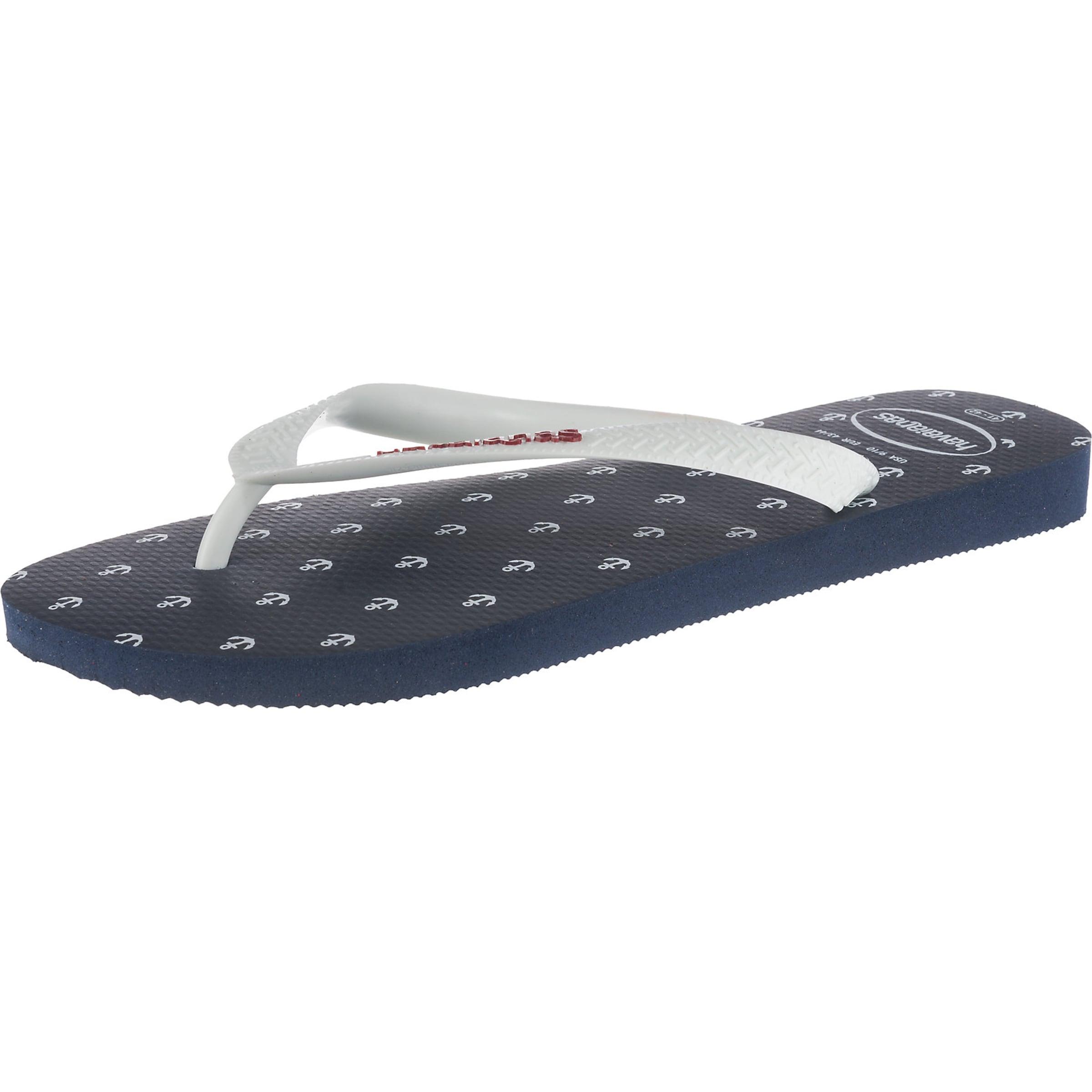 HAVAIANAS | Top Nautical offene Schuhe Schuhe offene Schuhe Gut getragene Schuhe 27f82d