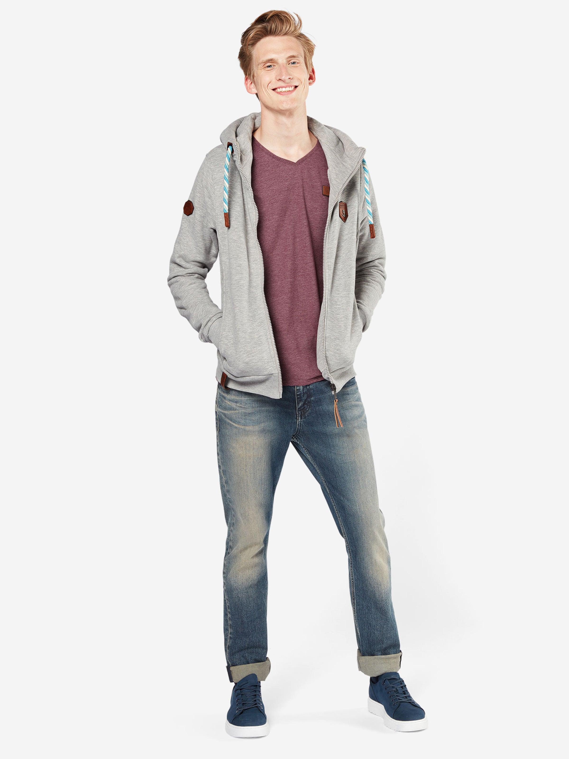 naketano Zipped Jacket 'Birol Jeck VI' Spielraum Empfehlen Amazon Verkauf Online 4FaxqVq1r3