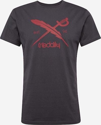 Iriedaily Tričko 'Daily Flag' - tmavě šedá, Produkt