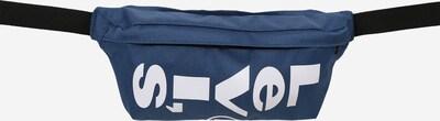 LEVI'S Gürteltasche 'Banana Sling' in navy / weiß, Produktansicht