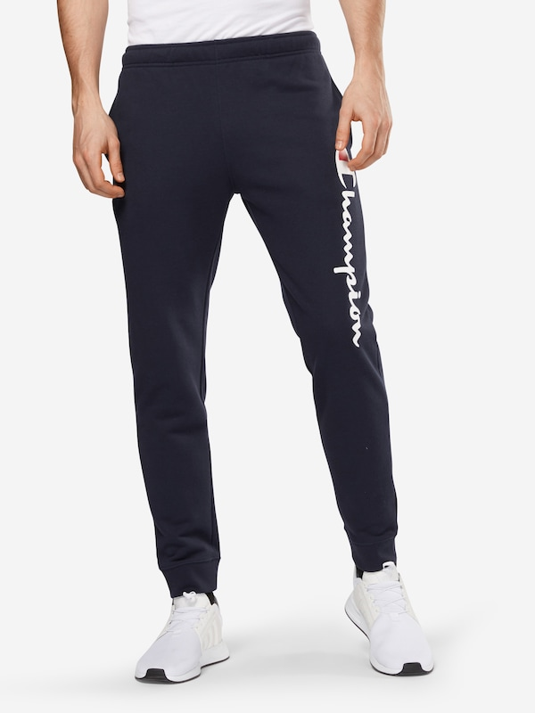 Champion Authentic Athletic Apparel Jogginghose mit Marken-Print