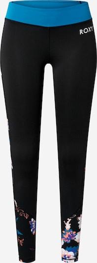 Pantaloni sport ROXY pe albastru închis / roz / negru, Vizualizare produs