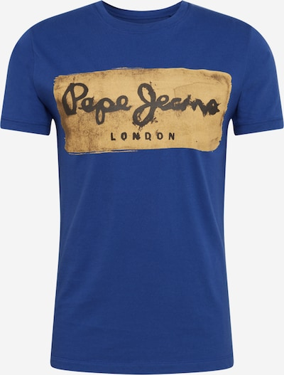 Pepe Jeans Shirt 'CHARING' in blau, Produktansicht