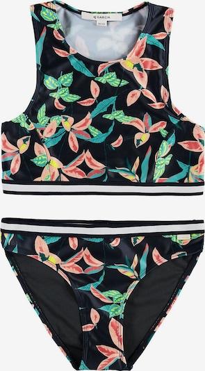 GARCIA Bikini in dunkelblau / mischfarben, Produktansicht