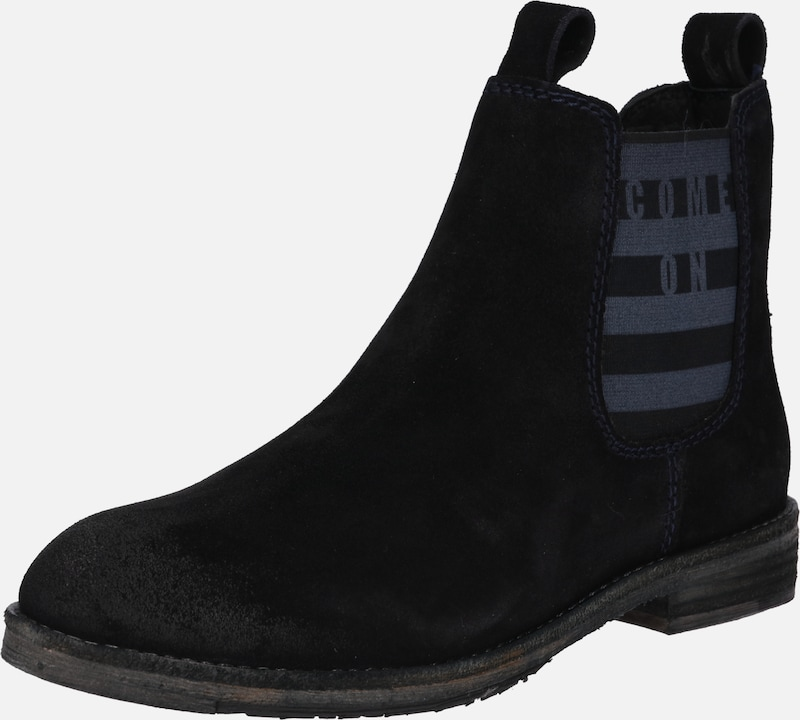 Crickit 'houston' Thomas NuitNoir En For Chelsea Hayo Bleu Boots oWCexrdB