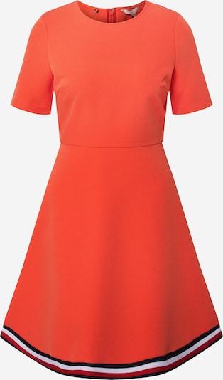 TOMMY HILFIGER Letní šaty 'Angela' - námořnická modř / tmavě oranžová / červená / bílá, Produkt