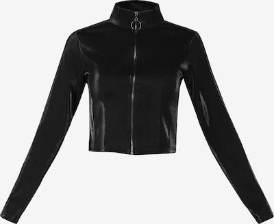 faina Jacke in schwarz, Produktansicht