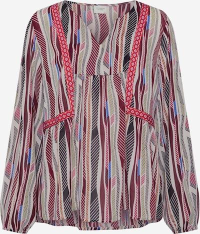 JACQUELINE de YONG Bluse in mischfarben / offwhite, Produktansicht