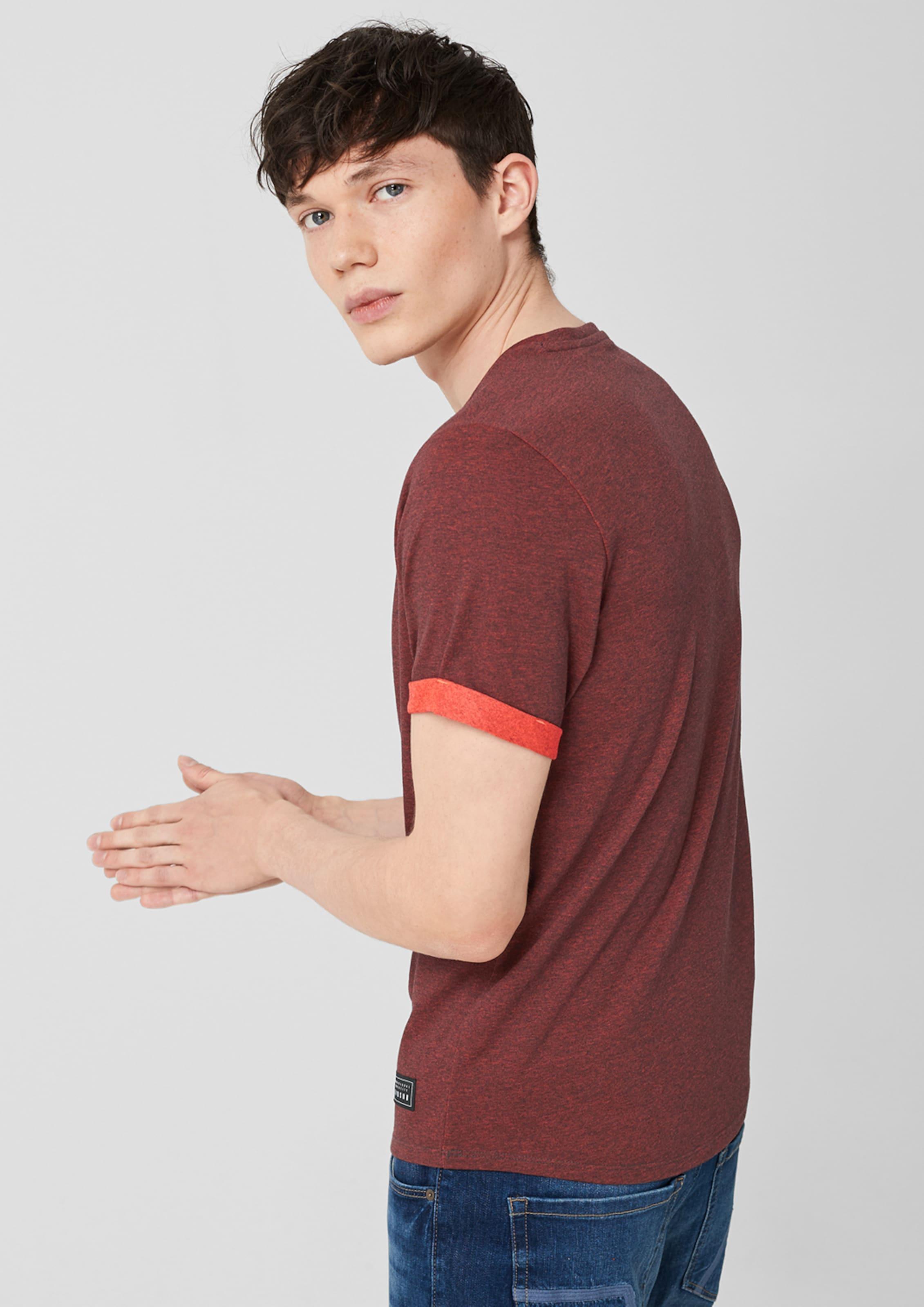 Shirt Designed s In HellrotRotmeliert Q By dhCrtsQ