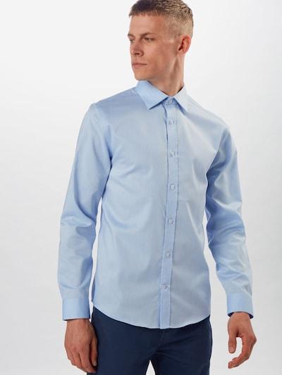BURTON MENSWEAR LONDON Koszula biznesowa w kolorze niebieskim: Widok z przodu