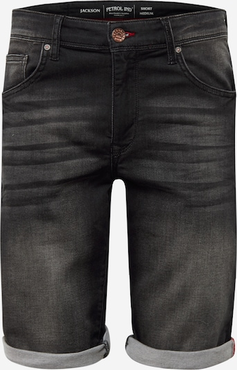 Petrol Industries Jeans in de kleur Black denim, Productweergave