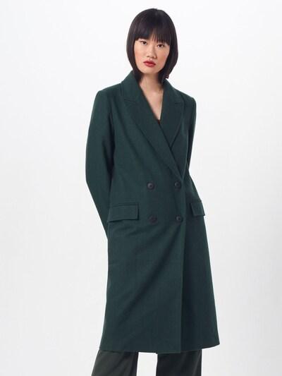 JUST FEMALE Mantel in grün, Modelansicht