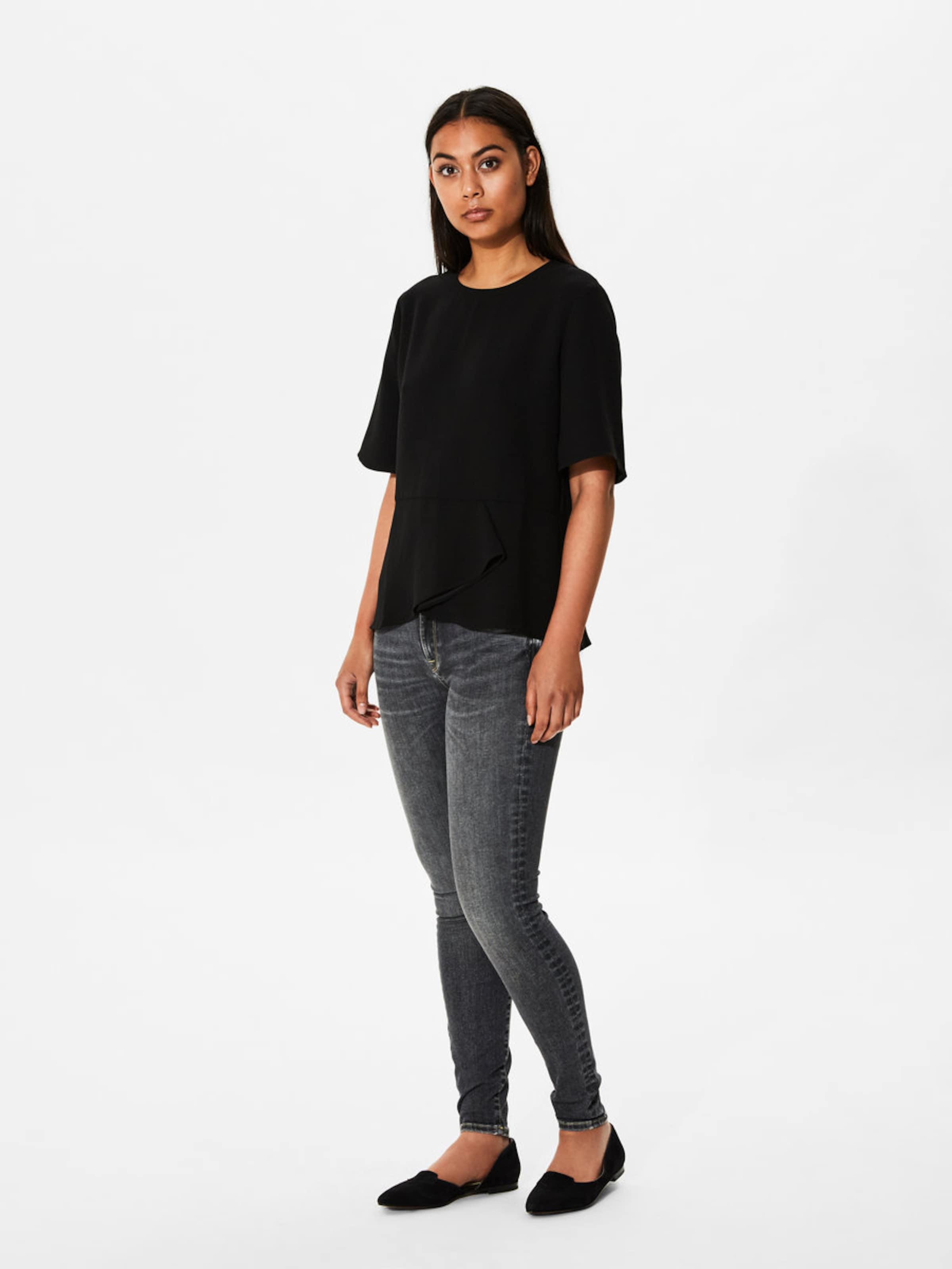Freies Verschiffen Klassische SELECTED FEMME Feminines T-Shirt Gute Qualität Outlet-Store Günstiger Preis 0d3AY