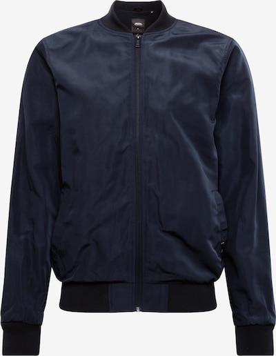 BURTON MENSWEAR LONDON Jacke 'core bomber all' in navy, Produktansicht