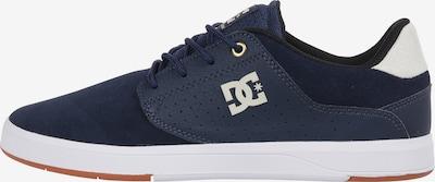 DC Shoes Sneaker 'Plaza' in dunkelblau / weiß, Produktansicht