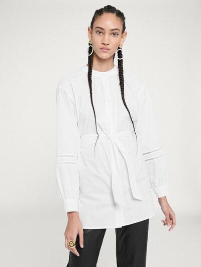 Palaidinė 'Charlotte' iš EDITED , spalva - balta, Modelio vaizdas