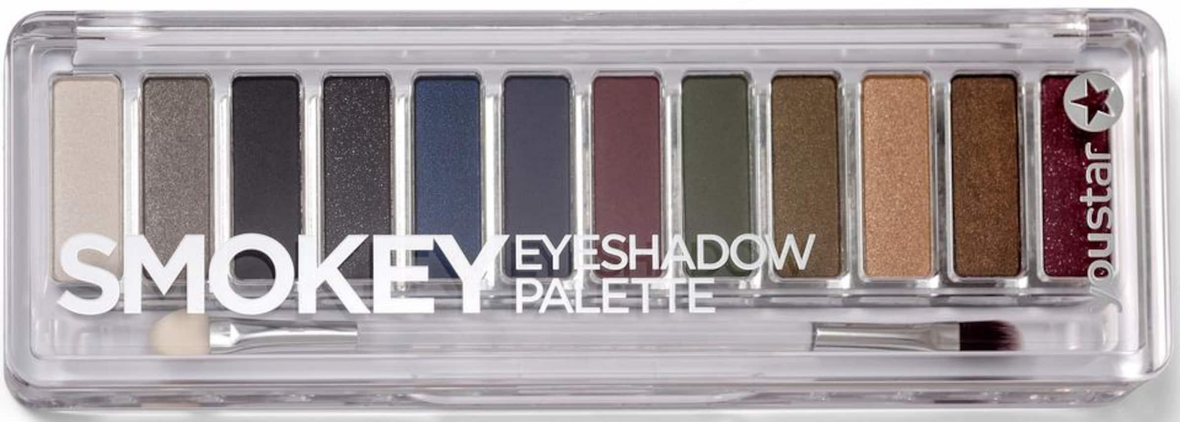 youstar 'Smokey Eyes', Lidschatten-Palette