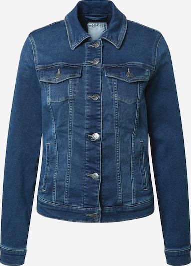 ESPRIT Ceļotāju jaka pieejami tumši zils: Priekšējais skats