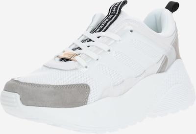 MEXX Sneakers laag 'Eliz' in de kleur Lichtgrijs / Wit, Productweergave
