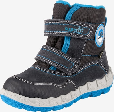SUPERFIT Stiefel in blau / graphit, Produktansicht