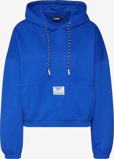 hummel hive Sweatshirt 'VIG LOOSE HOODIE' in blau, Produktansicht