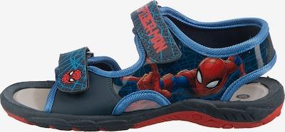 SPIDERMAN Sandalen in blau, Produktansicht