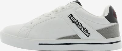Sergio Tacchini Sneaker 'Nelson LTX' in dunkelblau / grau / wollweiß, Produktansicht