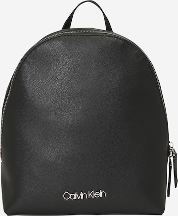 Calvin Klein Rucksack in Schwarz