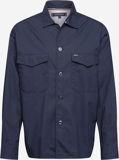 TOMMY HILFIGER Hemd 'Officer' in dunkelblau, Produktansicht