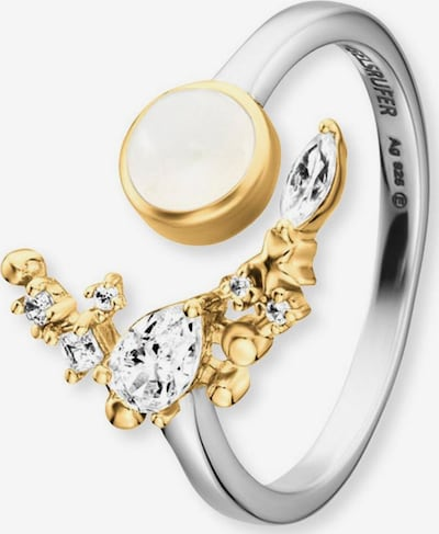 Engelsrufer Fingerring in gold / silber, Produktansicht