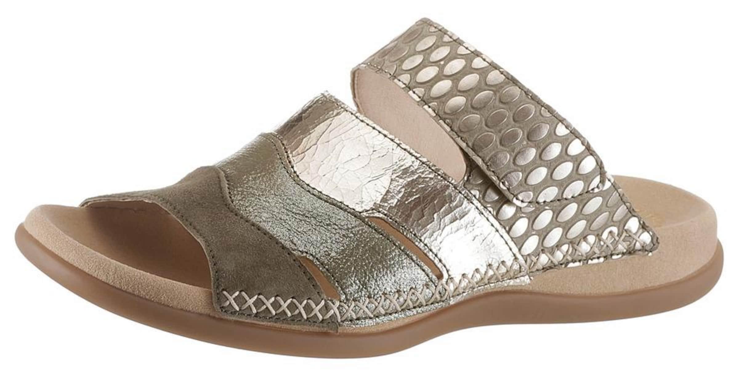 Haltbare Mode billige Schuhe GABOR | Pantolette Schuhe Gut getragene Schuhe