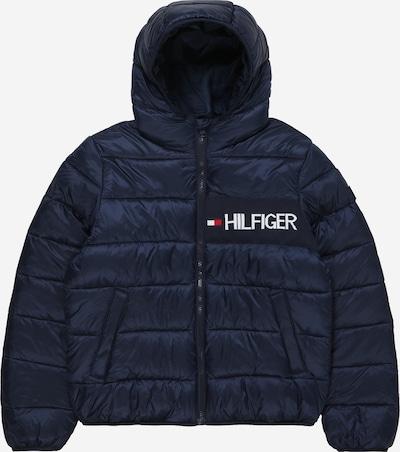 TOMMY HILFIGER Prehodna jakna 'Essential' | nočno modra barva, Prikaz izdelka
