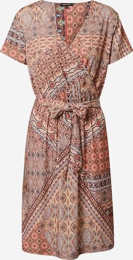 MORE & MORE Kleid in beige / opal / braun / dunkelbraun / mischfarben, Produktansicht