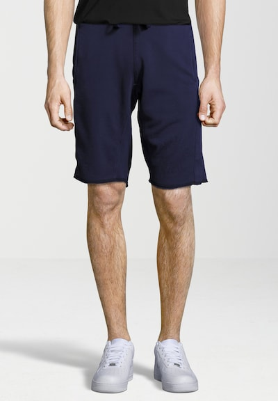 BETTER RICH Shorts UNIVERSITY ACID in ultramarinblau: Frontalansicht