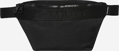 Calvin Klein Torbica za okrog pasu 'NASTRO' | črna barva, Prikaz izdelka