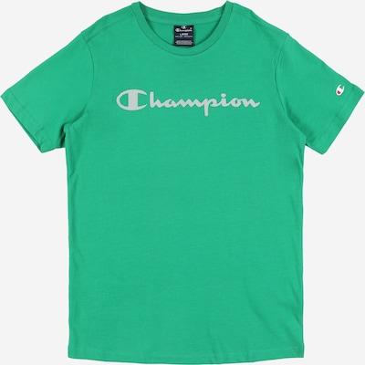 Champion Authentic Athletic Apparel Shirt 'CREWNECK T-SHIRT' in grün, Produktansicht