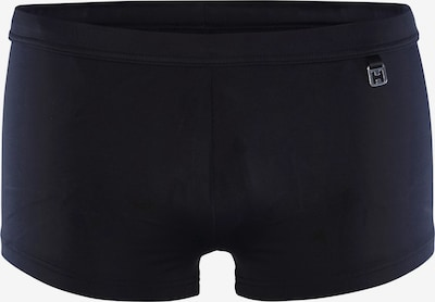 HOM Swim Shorts ' Sea Life ' in schwarz, Produktansicht