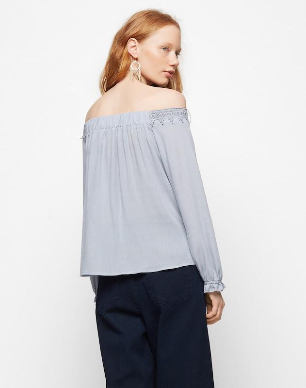 GLAMOROUS Off-Shoulder Bluse AC1129
