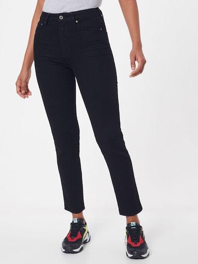 G-Star RAW Teksapüksid must, Modellivaade