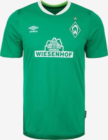 Maillot 'SV Werder Bremen' UMBRO en vert