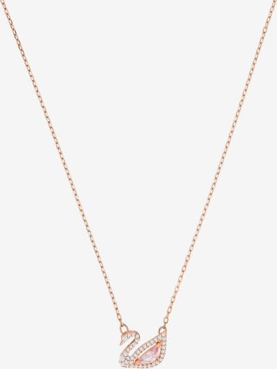 Swarovski Lančić 'Dazzling Swan' u rozo zlatna / roza / bijela, Pregled proizvoda