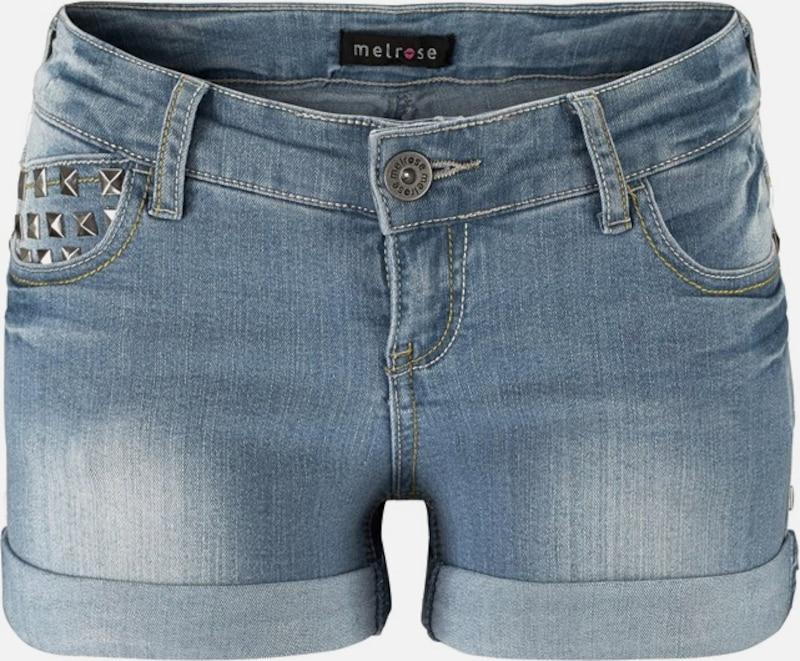 MELROSE Jeansshorts